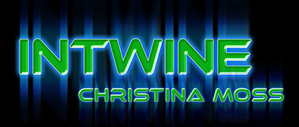 "Logo design for Christina Moss' novel ""INTWINE"""