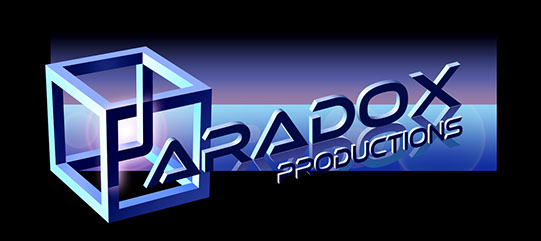 Logo design for Paradox Productions