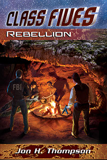 "Book cover illustrated by Brad Fraunfelter for author John H. Thompson: ""Rebellions""."